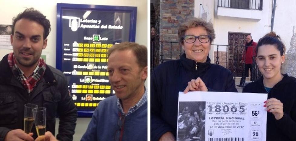 Un lotero de Mérida reparte 2,4 millones con un quinto