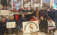 La Peña del Real Madrid en Don Benito reparte 56.000 euros