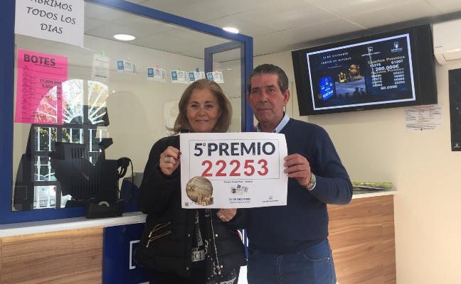 14 décimos de dos quintos distintos dejan 84.000 euros en Badajoz