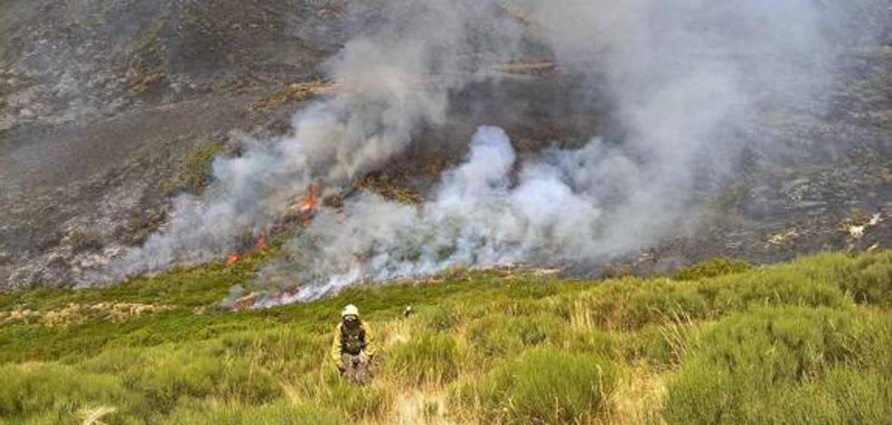 Toda Extremadura en alerta por riesgo extremo de incendios forestales