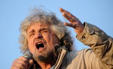 Batacazo del partido del cómico Grillo en las municipales de Italia