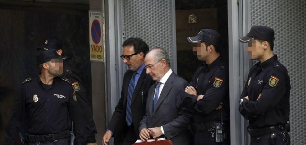 El fiscal pide cinco años de cárcel para Rato por la salida a Bolsa de Bankia con datos no veraces