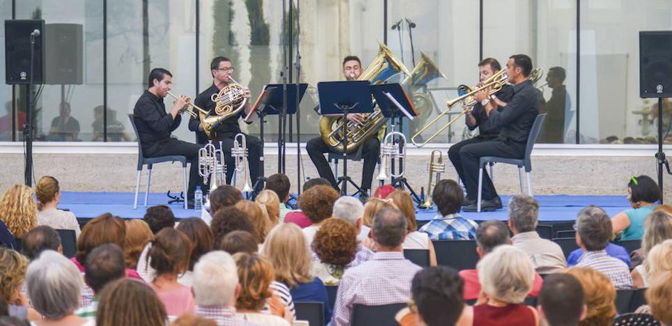 La música clásica y el jazz protagonizan los conciertos gratuitos del MUBA