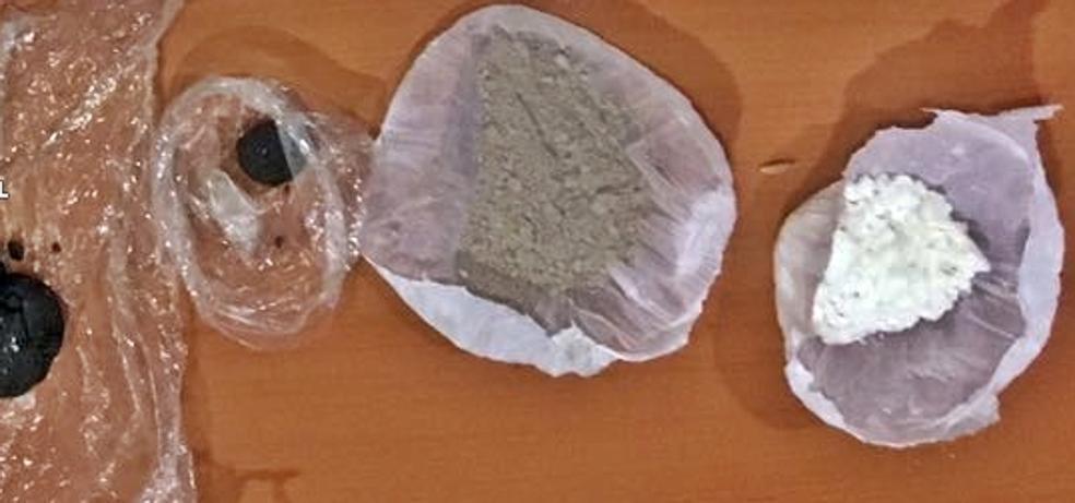 Dos detenidos por venta de droga en Azuaga y Llerena
