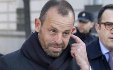 La Fiscalía se opone a dejar en libertad a Sandro Rosell
