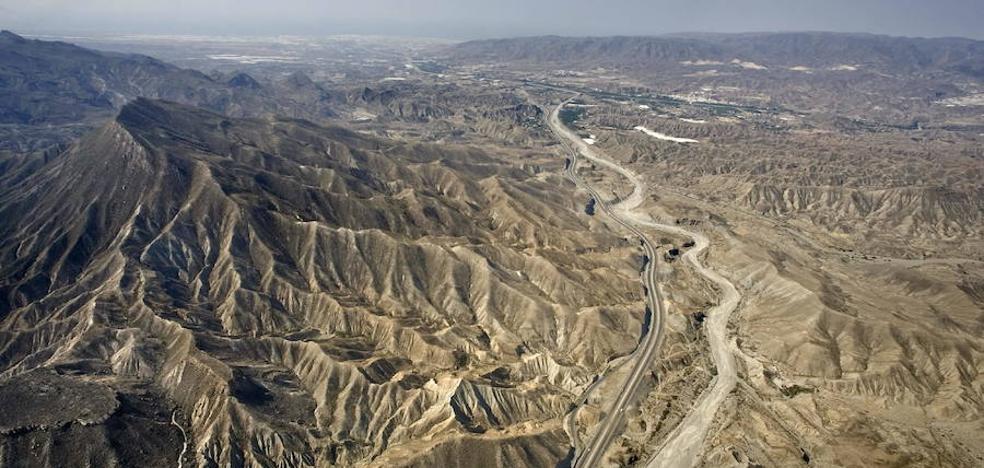 Greenpeace advierte de que el 75% del territorio español es susceptible de sufrir desertificación
