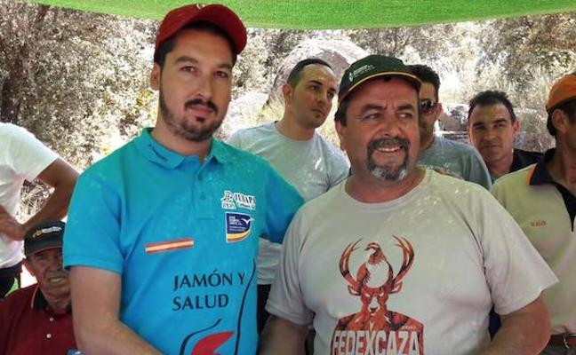Ángel Luis Gordillo y Francisco Carrasco ganan las tiradas de los provinciales de RRCC