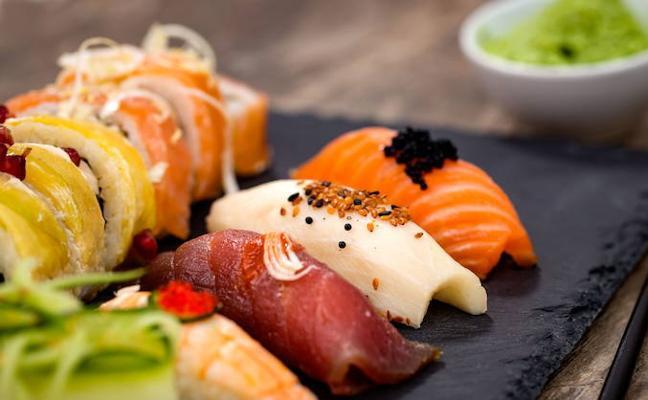Pescado crudo más allá del sushi