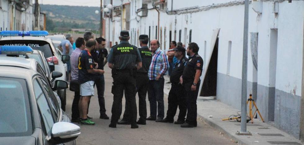 La Guardia Civil cree que la víctima de Madrigalejo murió el sábado