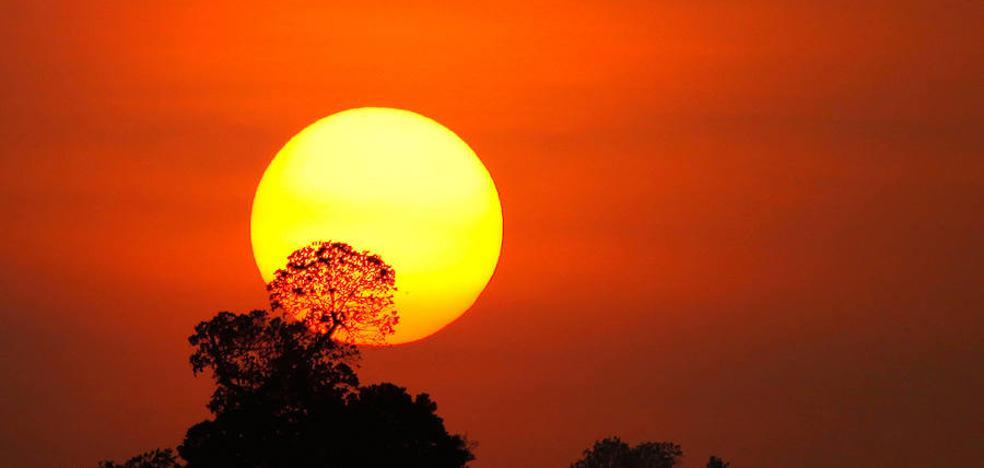 Los meteorólogos avisan: más olas de calor y temperaturas récord en 2017