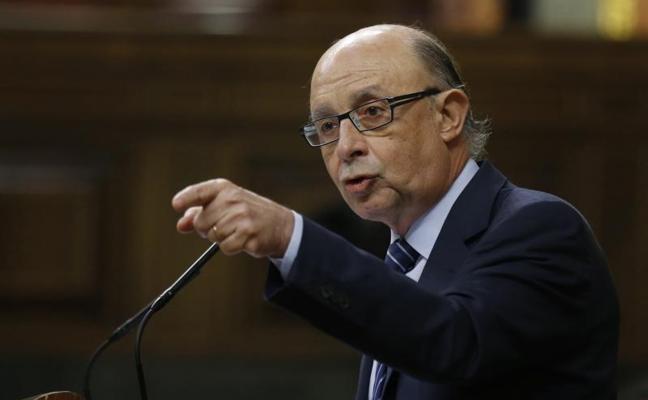 Montoro propone ahora prohibir por ley nuevas amnistías fiscales