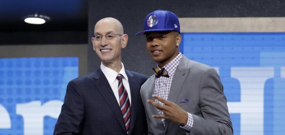 Los Sixers eligen al base Markelle Fultz como número uno del draft