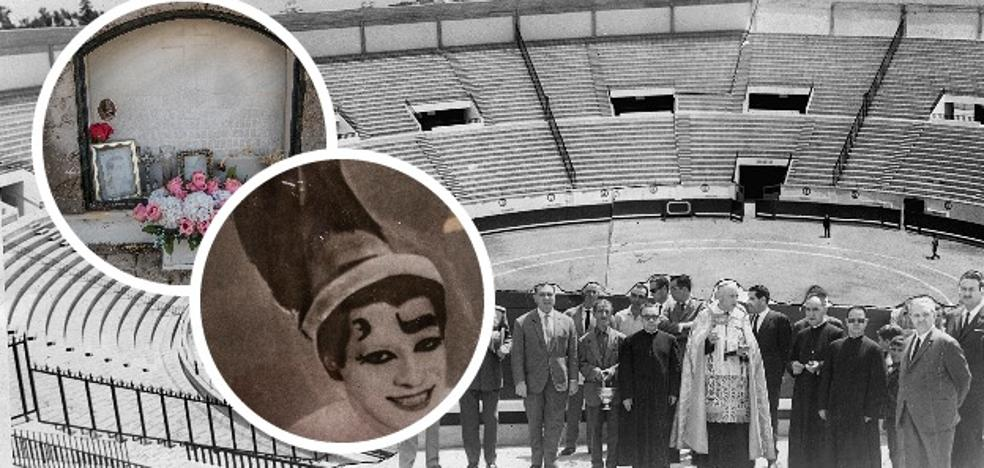 Un piloto y un payaso, héroes de Badajoz hace 50 años
