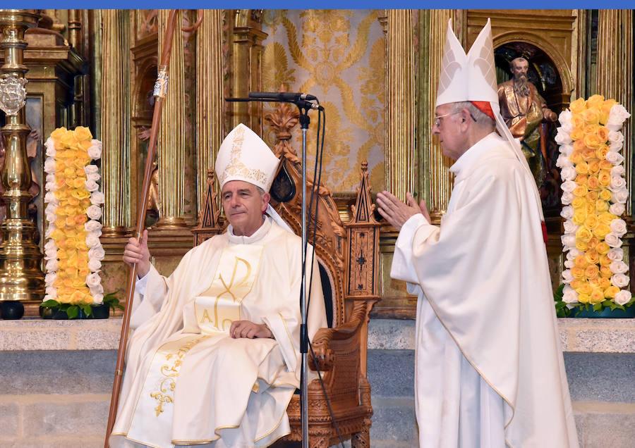 Nuevo obispo de Plasencia