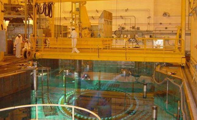 Más de 1.200 personas trabajarán en la recarga de un reactor de Almaraz