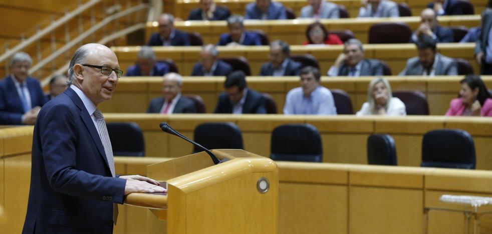 El Senado ratifica los presupuestos de 2017 con la vista puesta en 2018