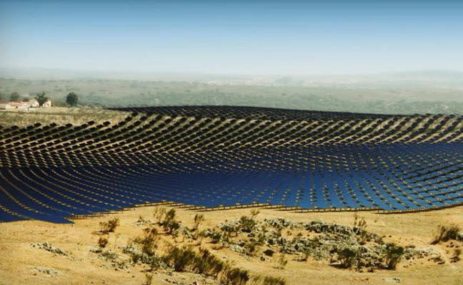 El Gobierno autoriza la planta fotovoltaica de Talaván