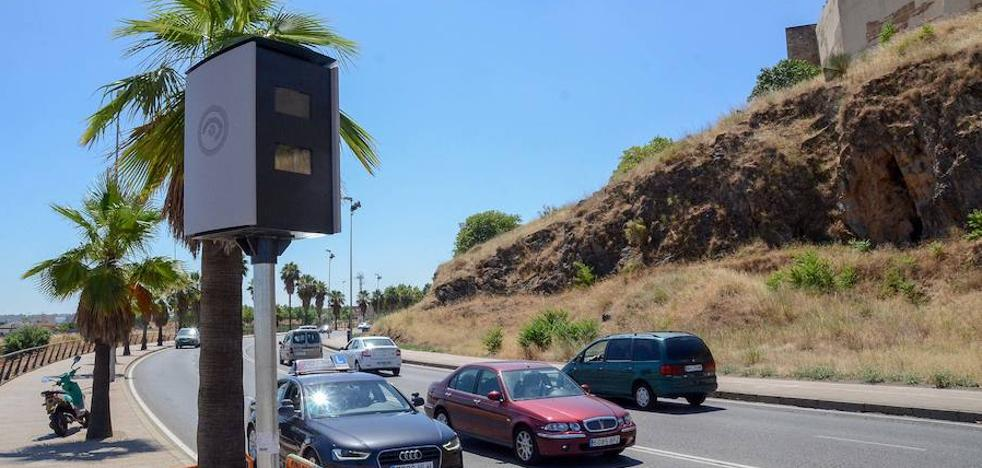 La Policía Local podrá utilizar el radar del Puente Real en la circunvalación