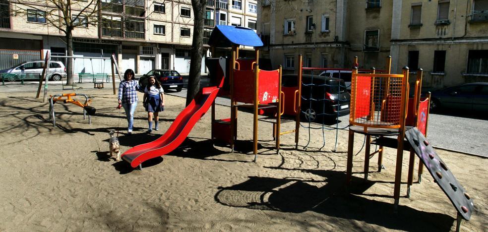 Tres detenidos en Madrid por practicar sexo en un parque infantil a plena luz del día