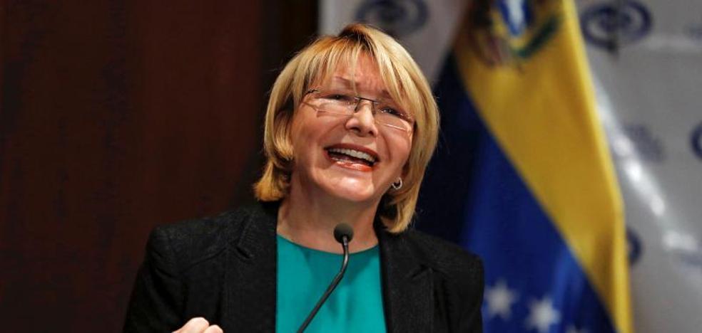 La fiscal general de Venezuela acusa a Maduro de «terrorismo de Estado»