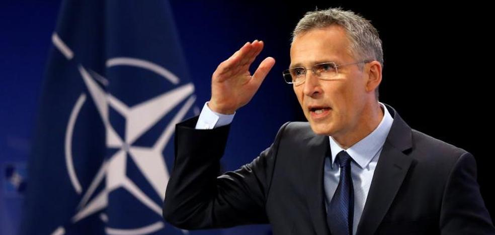 La OTAN prevé que el gasto de los aliados en Defensa suba el 4,3% en 2017