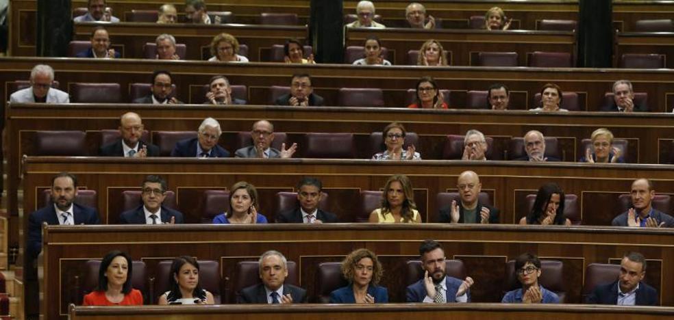 El Congreso ratifica hoy el CETA, pese a la abstención del PSOE