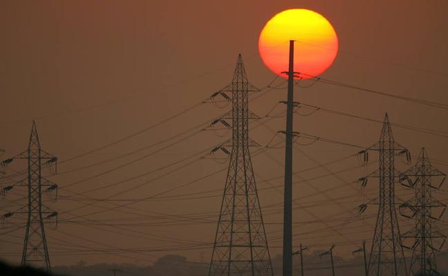 La energía solar ilumina California