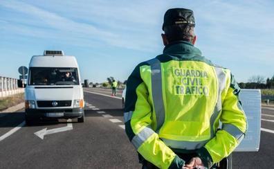 La Guardia Civil multa a 52 conductores por dar positivo en alcohol o drogas durante la Feria