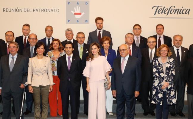 El 'flechazo' de Letizia con la nueva colección de Zara