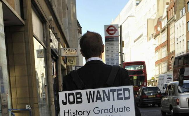 Dos de cada tres jóvenes no trabajarían por menos de 20.000 euros anuales en su primer empleo