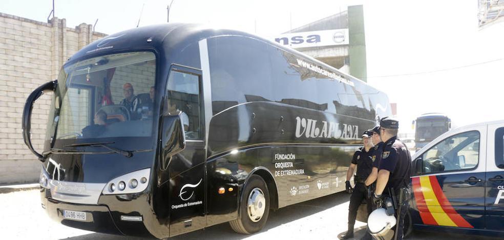 Condenado un aficionado del Cacereño por un altercado en un partido contra el Badajoz