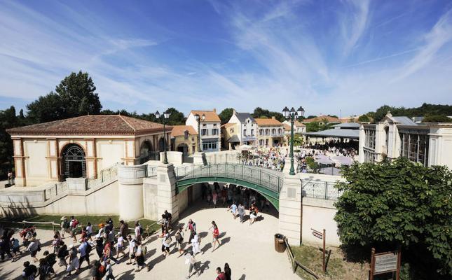 Puy du Fou, un parque para viajar en el tiempo