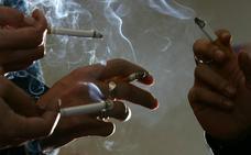 España incumplirá el objetivo de la OMS de reducir el tabaquismo