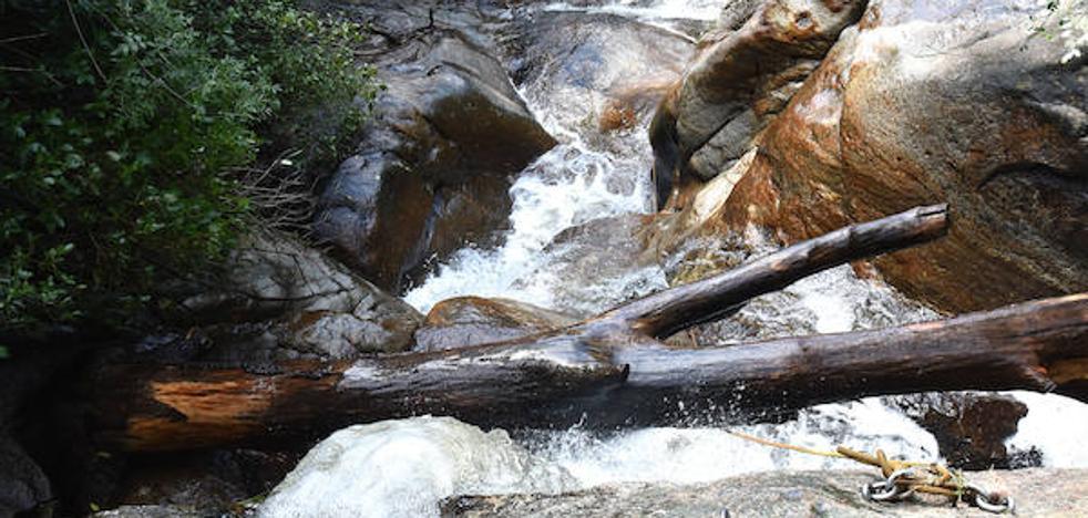El fuego y el agua desataron la tragedia en Jerte
