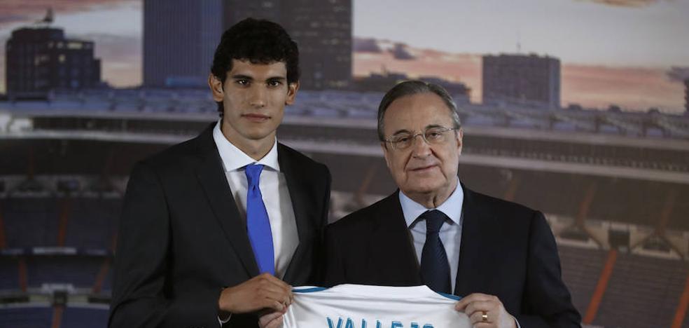 Vallejo, el nuevo Pepe