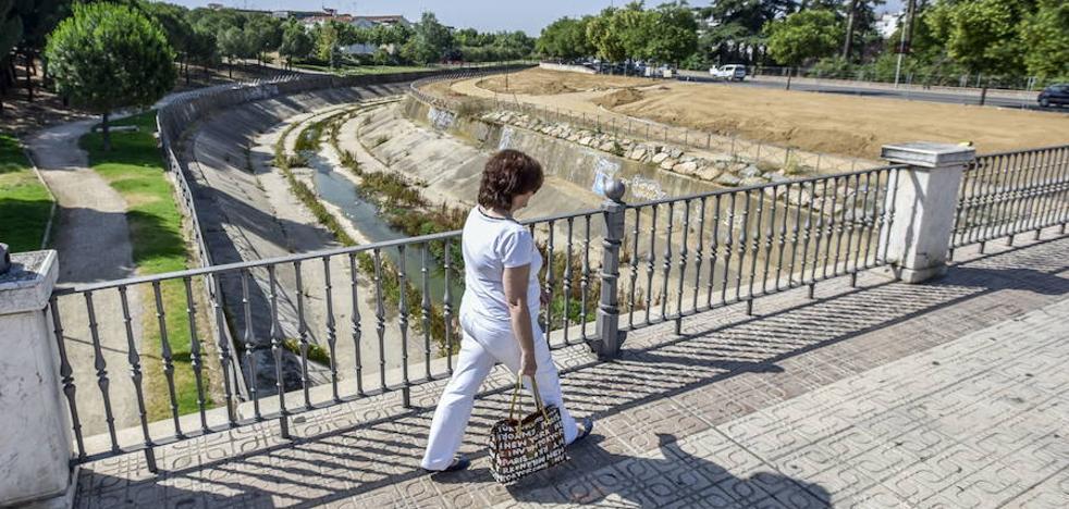 Pardaleras pide soluciones tras el regreso de los malos olores al Rivillas y Calamón