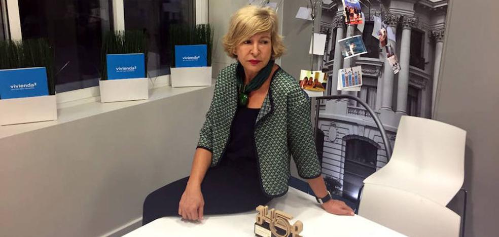 María José Corrales, una líder del mercado inmobiliario