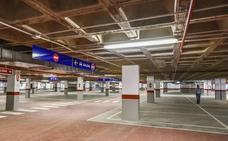 El aparcamiento Conquistadores abre el viernes con tres días gratis para los usuarios