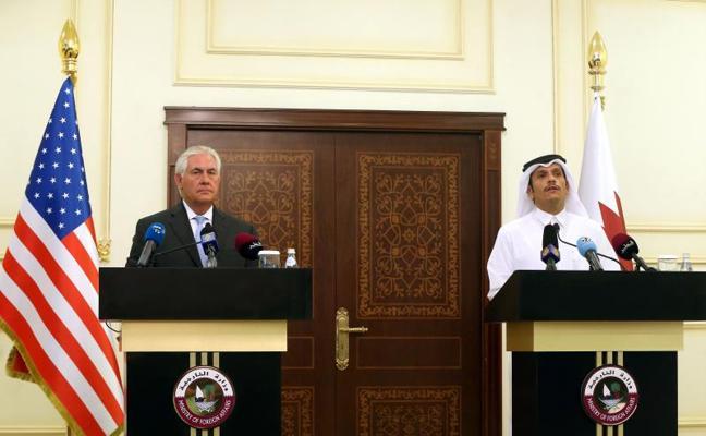 Catar y EE UU firman un acuerdo sobre lucha antiterrorista