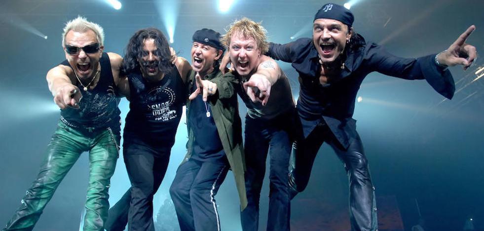 El Stone Festival comienza el próximo viernes con Scorpions