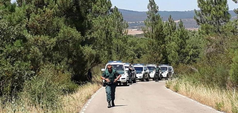 Continúa la búsqueda del hombre huido tras agredir a su padre en La Codosera