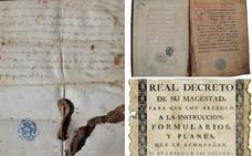 Cáceres digitaliza su archivo histórico, que ya está disponible en internet