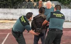 Detenido el hombre que agredió a su padre y disparó a dos vecinos de La Codosera