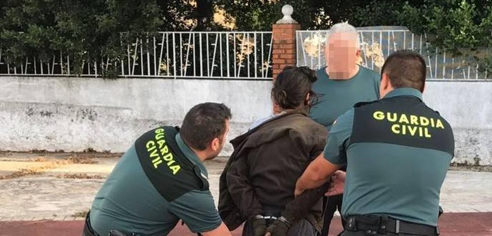 Ingresa en prisión el vecino de La Codosera que agredió a su padre