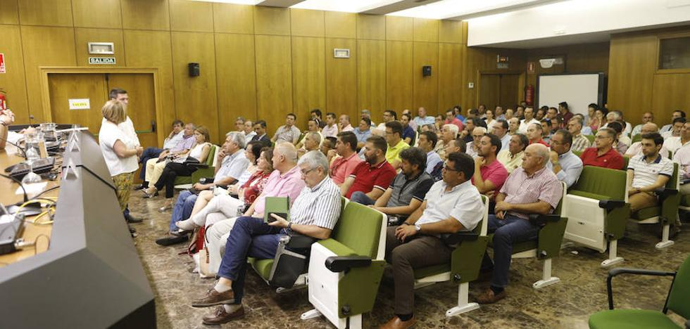 La Diputación separa la ejecución de nuevas vías y la labor de mantenimiento