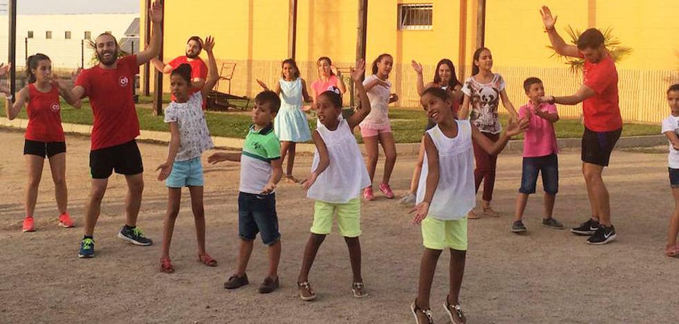 Magia y solidaridad se unen para los niños saharauis