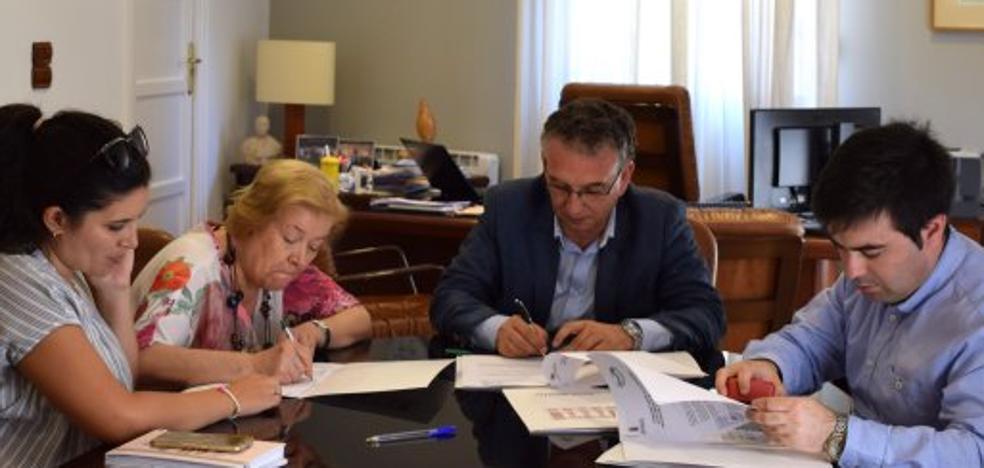 El Ayuntamiento colabora con Medicus Mundi, Ozanam y FSG