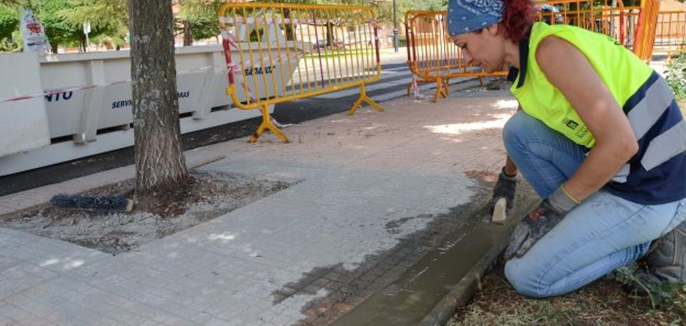 Los residentes de la Urbanización Guadiana piden arreglos en la zona