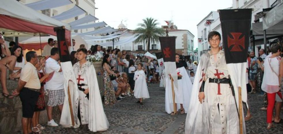 Jerez recrea su pasado con el Festival Templario