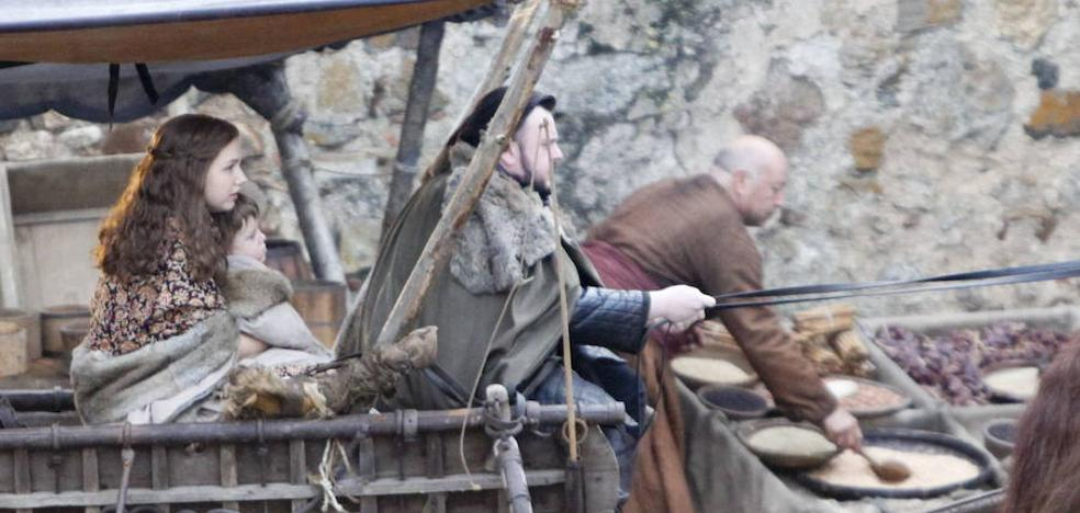 Aquellos días en los que Cáceres se transformó en 'Desembarco del Rey'